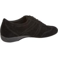 Diamant 133226001 Zwarte Ballroom sneakers voor heren